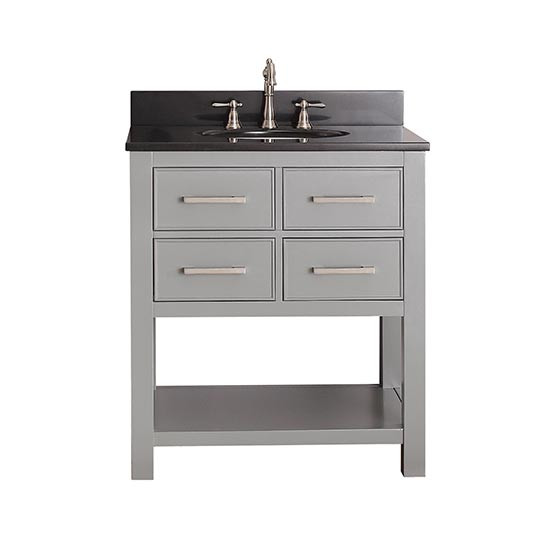 Bathroom Counter And Sink Combo: Avanity Brooks (single) 31-Inch Transitional Bathroom