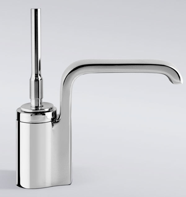 Orion 7-Inch Polished Chrome Bathroom Faucet