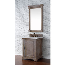 James Martin Providence (single) 26-Inch Driftwood Vanity Cabinet & Optional Countertops