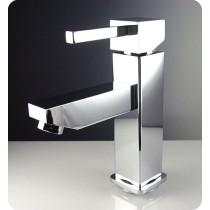 Fresca Bevera FFT1030CH Chrome Single Hole Bathroom Faucet