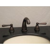 Derossi Oil-Rubbed Bronze Bathroom Vanity Faucet