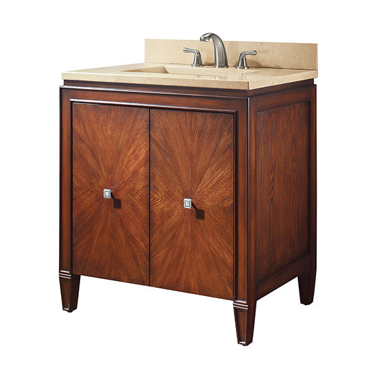 Avanity Brentwood Single 31 Inch Transitional Bathroom