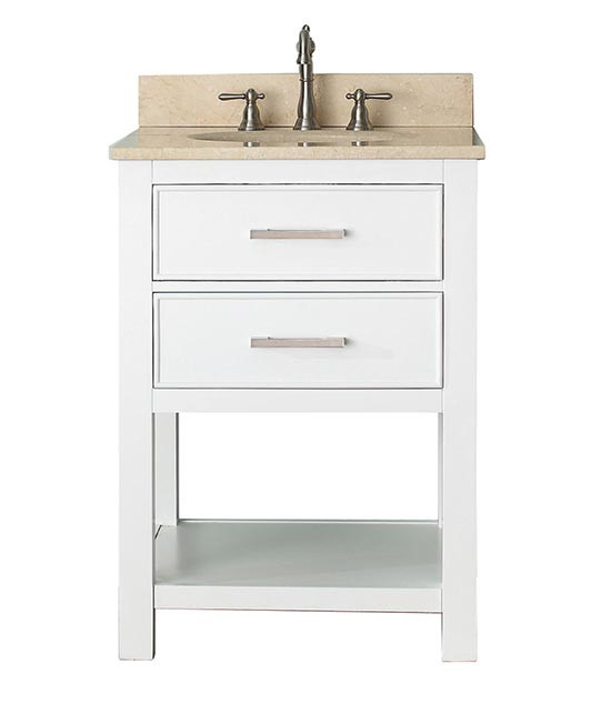 25 cm wide bathroom cabinet avanity single 25 inch transitional bathroom 10138