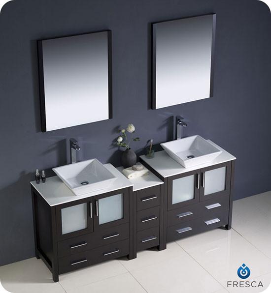 Bathroom Cabinets For Vessel Sinks