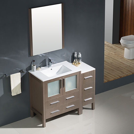 Fresca Torino Single 42 Inch Modern Bathroom Vanity