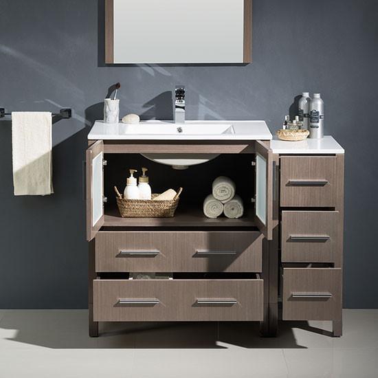 Fresca Torino Single 42 Inch Modern Bathroom Vanity
