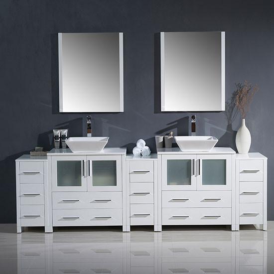 30 Inch White Bathroom Vanity