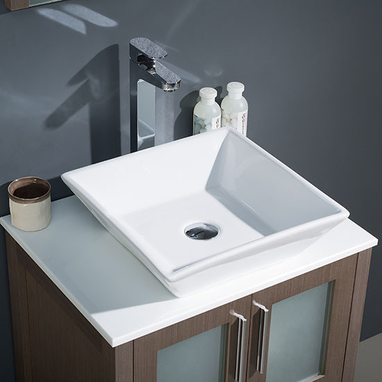 Fresca Torino Single 24 Inch Modern Bathroom Vanity