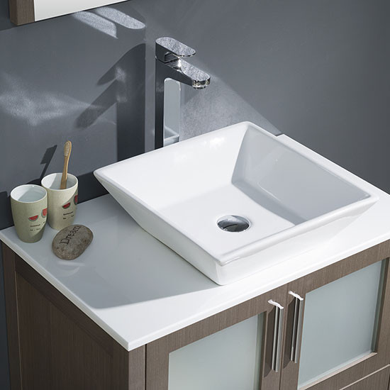 Fresca Torino (single) 30-inch Modern Bathroom Vanity