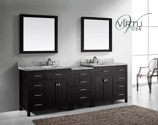 Virtu Usa Caroline Parkway Double 92 8 Inch Contemporary