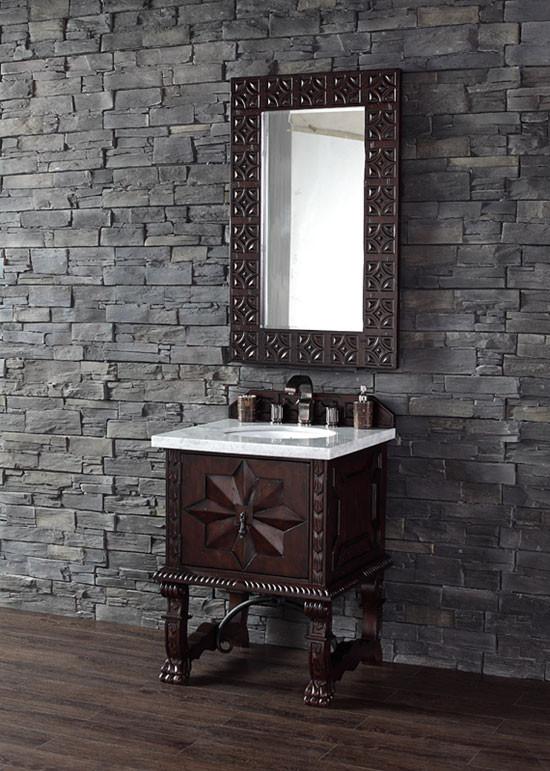 26 Bathroom Vanity Ideas: James Martin Balmoral (single) 26-Inch Traditional