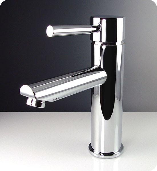 Fresca Tartaro FFT1040CH Chrome Single Hole Bathroom Faucet