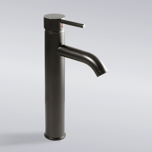Unicorn 1 Modern One Hole Oil Rubbed Bronze Faucet For Vessel Sinks