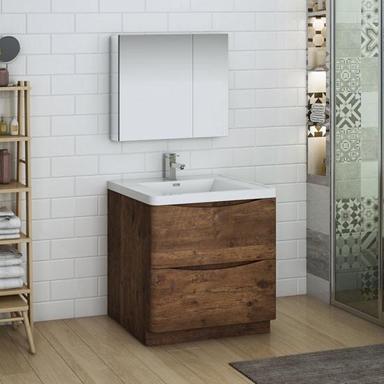 31 5 Inch Modern Bathroom Vanity Set, Tuscan Bathroom Vanity