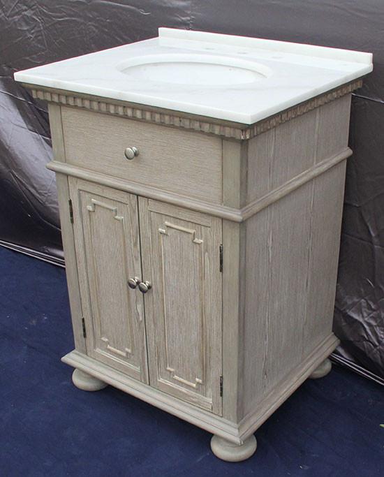 holbrook single 26 inch transitional bathroom vanity whitewash rh bathvanityexperts com 26 inch bathroom vanity white 26 inch bathroom vanity ikea
