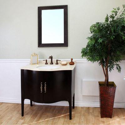 Virginia (single) 37-Inch Traditional Bathroom Vanity