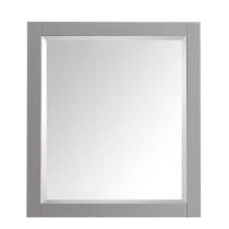 Avanity Brooks/Modero 28-Inch Chilled Gray Modern Bathroom Mirror