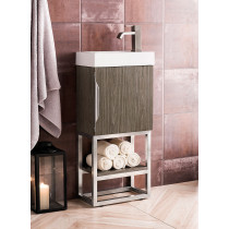 Single Bathroom Vanities 24 Inches Wide Smaller
