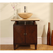 "Allendale (single) 29"" Inch Contemporary Bath Vanity"