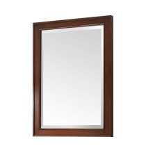 Avanity Brentwood 24-Inch New Walnut Transitional Bathroom Mirror