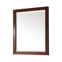 Avanity Brentwood 30-Inch New Walnut Transitional Bathroom Mirror