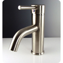 Fresca Sillaro FFT1041BN Brushed Nickel Single Hole Bathroom Faucet
