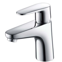 Fresca Diveria FFT3811CH Chrome Single Hole Bathroom Faucet