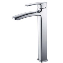 Fresca Fiora FFT9162CH Chrome Single Hole Vessel Bathroom Faucet