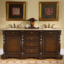 Collette (double) 72-Inch Traditional Bath Vanity