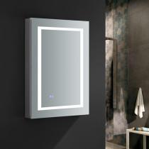 Fresca Spazio 24x36-Inch Medicine Cabinet with LED Lighting & Defogger - Right