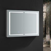 Fresca Spazio 48x36-Inch Medicine Cabinet with LED Lighting & Defogger
