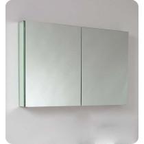Fresca FMC8010 40-Inch Bathroom Mirrored Medicine Cabinet