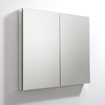 Fresca FMC8011 39.5-Inch Bathroom Mirrored Medicine Cabinet