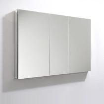 Fresca FMC8014 49-Inch Bathroom Mirrored Medicine Cabinet