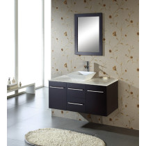 Kincaid (single) 47.2-Inch Contemporary Bathroom Vanity Set