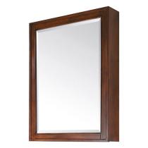 Avanity Madison 28-Inch Tobacco Traditional Bathroom Mirror/Medicine Cabinet