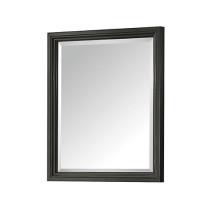 Avanity Thompson 28-Inch Charcoal Glaze Transitional Bathroom Mirror