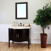 Virginia (single) 37-Inch Traditional Bathroom Vanity