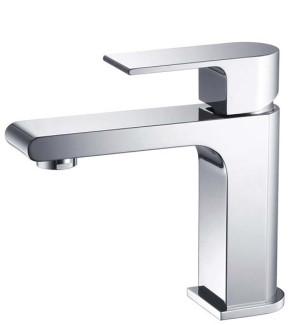 Fresca Allaro FFT9151CH Chrome Single Hole Bathroom Faucet