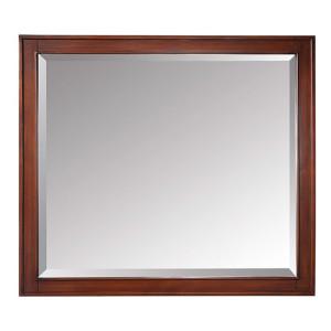Avanity Madison 36-Inch Tobacco Traditional Bathroom Mirror