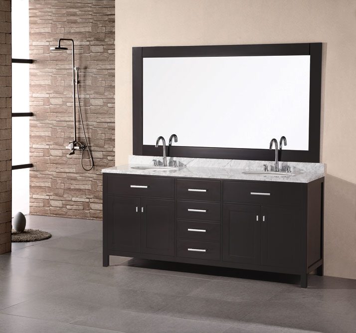 72 in vanity double sink.  Double Bathroom Vanities 72 to 90 Inches