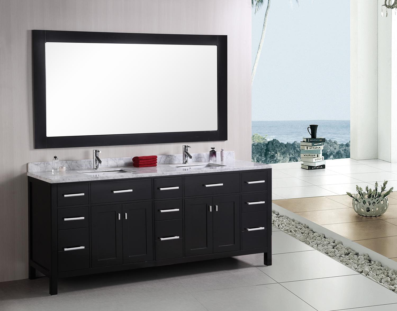 Double bathroom vanities discount double sink bathroom vanity sets