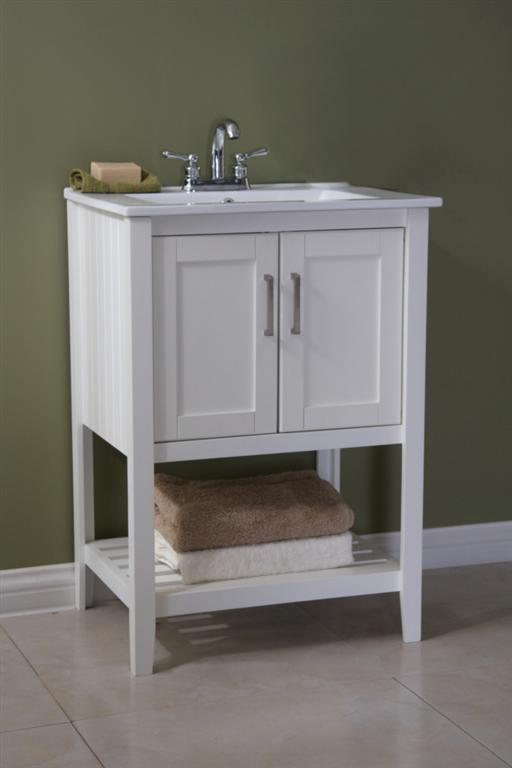 Bathroom Vanities 24-Inches & Under