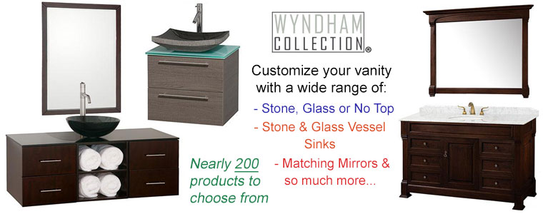 Bathroom Vanities, Discount Bath Vanity Cabinets | Bath Vanity ...